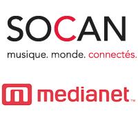 SOCAN, MediaNet