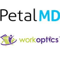 PetalMD et Workoptics