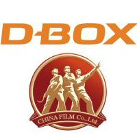 D-Box, Chine