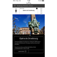 Tourisme numérique : application de Montréal pour déambuler à Paris