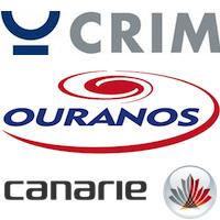 CRIM, Ouranos, Canarie