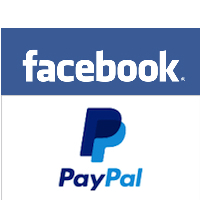Facebook, PayPal
