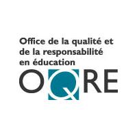 OQRE, Office de la qualité et de la responsabilité en éducation