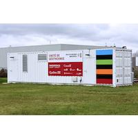 Polytechnique se dote d'une unité mobile de modélisation géothermique