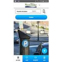 Application de stationnement à Sherbrooke signée B-Citi