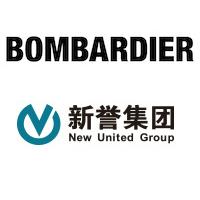 Contrat de système embarqué pour Bombardier en Chine
