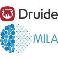Institut des algorithmes d'apprentissage de Montréal, Druide informatique, MILA