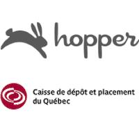 Hopper obtient un financement de la Caisse de dépôt et placement