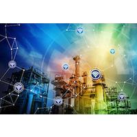 Internet des objets, manufacturier, énergie, usine