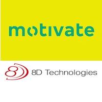 Motivate, 8D Technologies