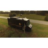 UPS, livraison, drone