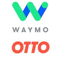 Waymo, Otto, Google, Alphabet, Uber