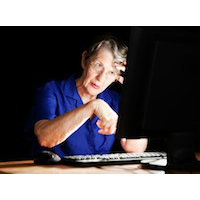 Alzheimer, accès, web, internet