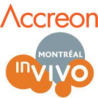 Accreon, InVivo, Montréal