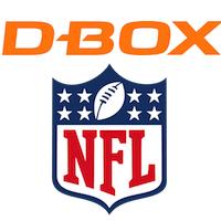 Mandat de D-Box auprès de la NFL