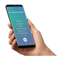 Samsung lance Bixby, son assistant vocal