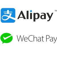 Alipay, WeChat Pay