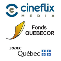Cineflix, Fonds Québecor, Sodec