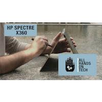 Essai de l'ordinateur portable HP Spectre x360