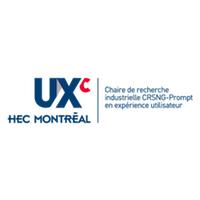 Chaire de recherche HEC Montréal en expérience utilisateur