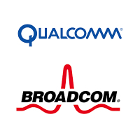 Qualcomm, Broadcom