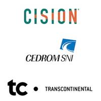 Cision, CNW, Cedrom-SNi, Transcontinental