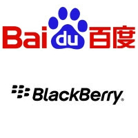 Baidu, BlackBerry