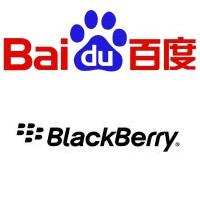 Baidu, BlackBerry