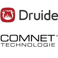 Logiciels: partenariat entre Druide et Comnet