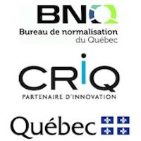 BNQ, CRIQ, Québec