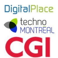 Entente franco-québécoise pour TechnoMontréal, CGI et DigitalPlace
