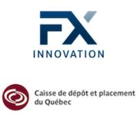 FX Innovation, Caisse de dépôt et placement du Québec