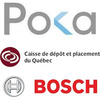 Poka, CDPQ, Bosch
