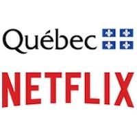 Netflix, gouvernement du Québec