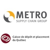 Financement de la Caisse de dépôt et placement pour Metro Logistique