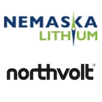 Nemaska Lithium, Northvolt