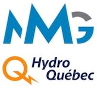 Nouveau Monde Graphite, Hydro-Québec