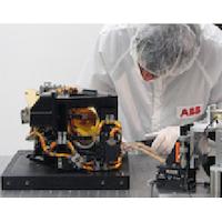 Un interféromètre d'ABB Québec à bord d'un satellite japonais