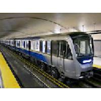 Commande de voitures de métro avec systèmes de communication pour Bombardier-Alstom