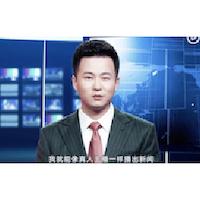 Des présentateurs virtuels de nouvelles en Chine