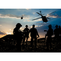 militaire, communication