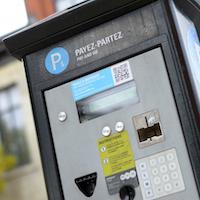 Stationnement: mise à jour des bornes de paiement à Montréal