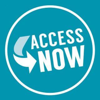 logo d'AccessNow