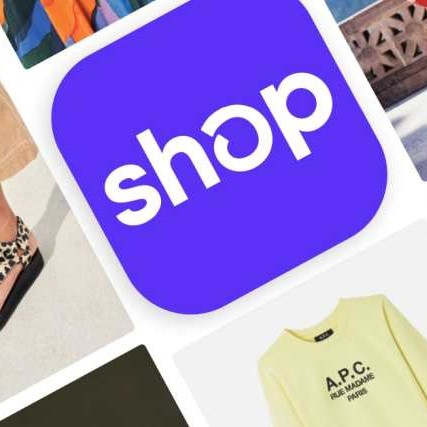 Shopify lance l'application mobile Shop