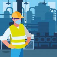 Industrie de la construction: un questionnaire en ligne pour détecter la COVID-19