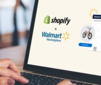 Shopifyannonce un partenariat avec Walmart