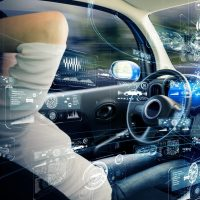 Une plateforme pour véhicule intelligent signée BlackBerry et AWS