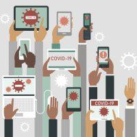COVID-19 : 5 changements dans l'utilisation d'Internet