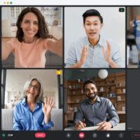 Crewdle propose des vidéoconférences sécurisées, simples et durables grâce aux technologies pair-à-pair