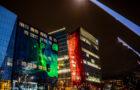 Accord entre Panasonic et le Quartier des spectacles